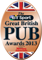 BT Sport Great British Pub Awards 2013