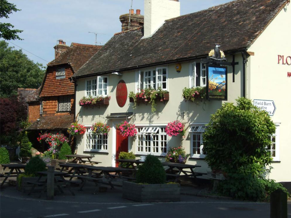 The Plough Inn, Ifield